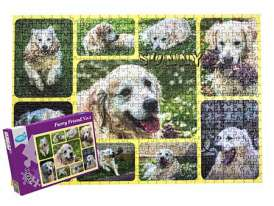 Photo Collage Puzzle 500 pieces