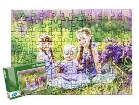 Custom Puzzle 100 pieces